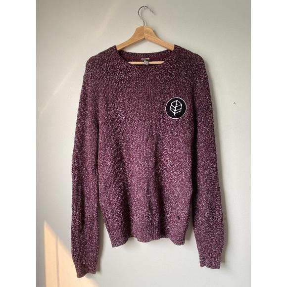 Men's Bench Sweater Sz M